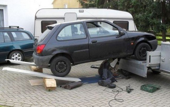 Get To Learn How To Use Car Ramps And Their Benefits